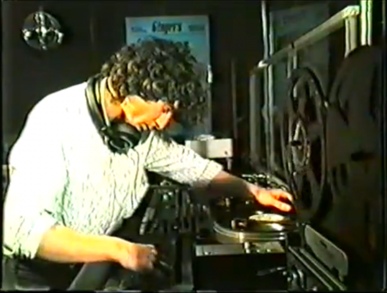 dj parade 1986